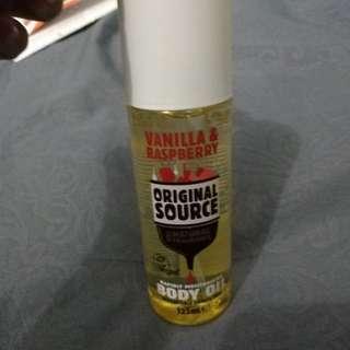 Original Source Body Oil