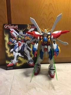 1:60 高達模型 G Gundam Hyper Mode
