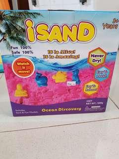 i sand