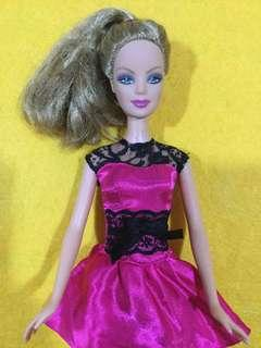Preloved Barbie Doll