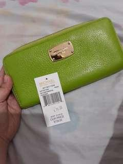 Michael Kors Long Zip Wallet