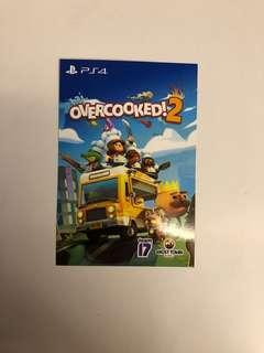 WTS- Overcooked 2 Digital Copy Codes