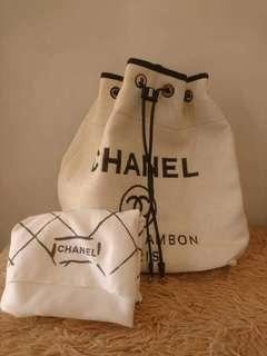 Chanel Back Pack - Pre owned 1 stock only
