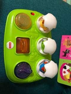 fisher price 玩具