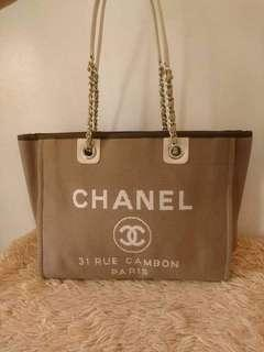Pre owned Chanel Bag- 1 item only