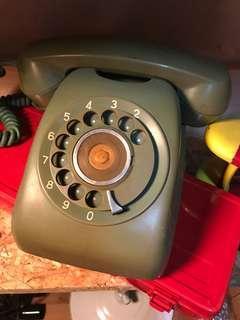 🚚 早期老電話☎️老件