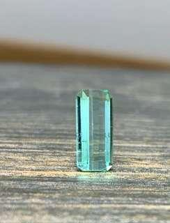 Seafoam Green Tourmaline 2.95 cts (VS)