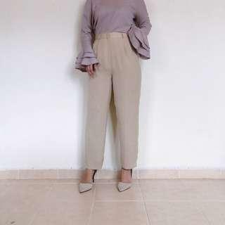 (W26) Light Brown Pants