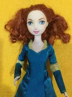 Preloved Merida Doll