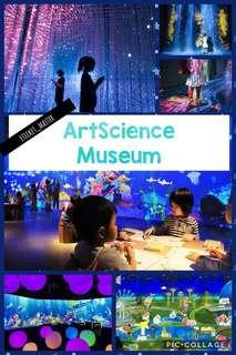 ARTSCIENCE MUSEUM at MBS