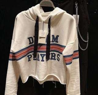 Dreams Sweater Hoodie Bershka