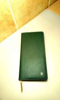 Year 2003 Vintage Rolex Diary Note Book & Address Book.