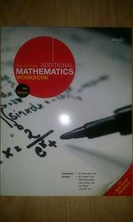 Additional Mathematics Workbook shinglee