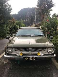 Last car of this type on sale