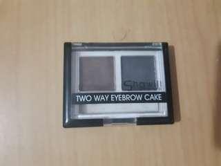 Shawill two way eyebrow cake