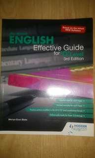 All about english effective guide for O levels