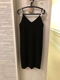 Chloe Chen 黑色洋裝,9.8新