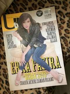 Majalah URTV ( ERRA FAZIRA )