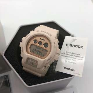 100% Authentic Casio Medium Size GMDS6900 Nude Pink Colour with FREE DELIVERY 📦 **LATEST COLLECTION**