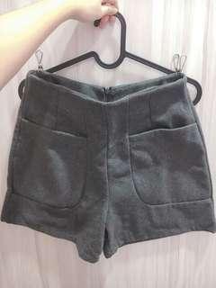 🚚 冬天棉質短褲