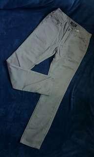 21MEN SLIM CUT PANTS (FOREVER21)