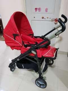 Halford S9 stroller