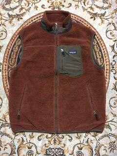 🚚 patagonia (08's) retro x vest size:L