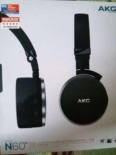 AKG N60 earphone