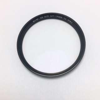 B+W 58mm 010 UV Haze 1x MRC Filter Made in Germany