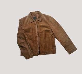✨ J.Paul Richards Leather Jacket