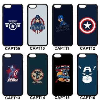 🚚 Captain America Phone Case Part 2