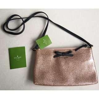 Gloss pink Kate Spade New York Bag