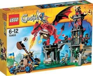 Lego 70403 Castle - Dragon Mountain