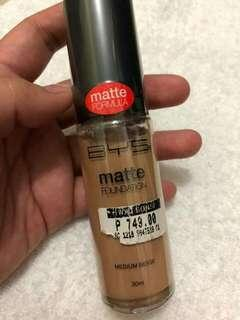 BYS Matte Foundation