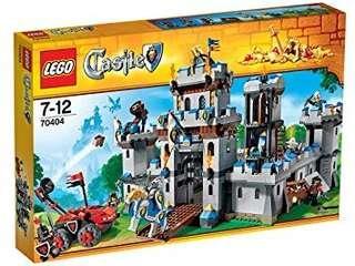 Lego 70404 Castle King's Castle