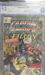 Marvel Comics vintage collectibles classics rare Key issue Hard to find comics graded CBCS 9.2