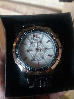 onhand men's watch