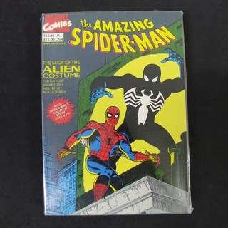 the Amazing Spider-Man: The SAGA of the Alien Costume (1992 reprint) - Marvel Comics Paperback