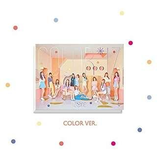 WTB Iz*one coloriz album color ver