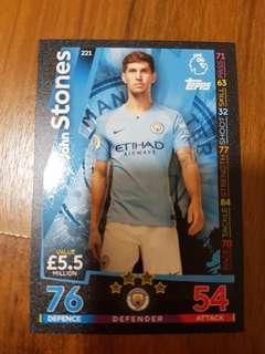 Match Attax - Manchester City
