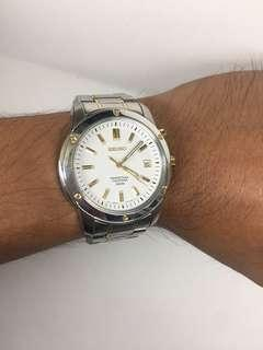 Seiko Perpetual Calendar Mens Watch