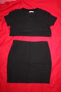 Zara Black Coordinates