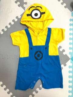 (6-12mos): Minion Costume