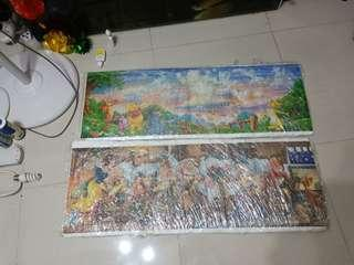 Both for $20 1000pieces puzzle