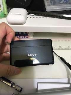 Cypershot 相機-無原裝charger..有一代用charger.功能正常