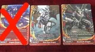 Buddyfight Cards dragon world