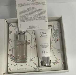 Dior Mini with Lotion