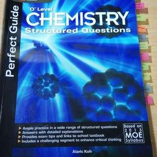 Olevel Chemistry Structured Questions(Based on MOE syllabus)(Categories into different topics)