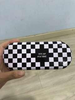 BN Black and White Pattern Sunglasses / Spectacles Casing Box