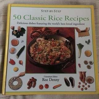 50 Classic Rice Recipes